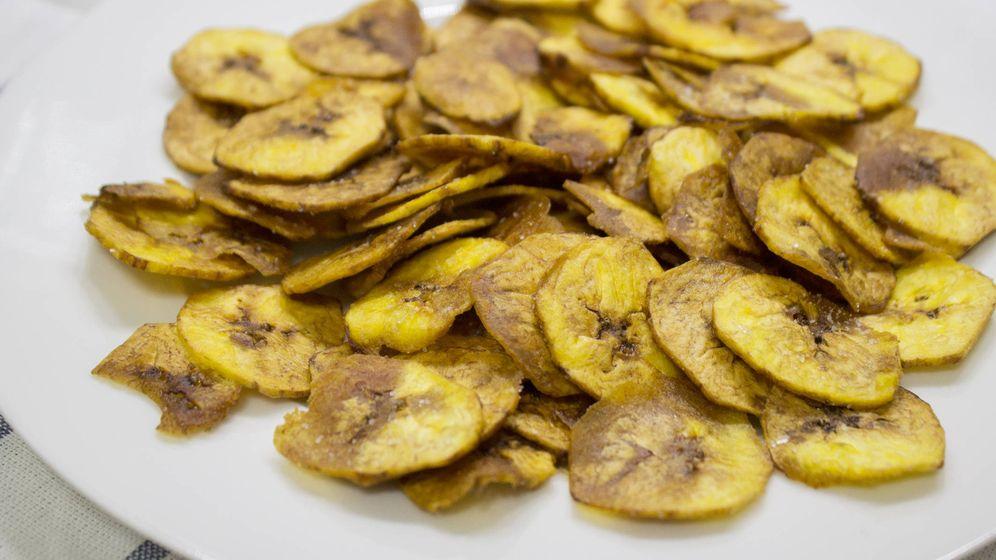 Foto: Las chips de banana son una buena opción. (iStock)