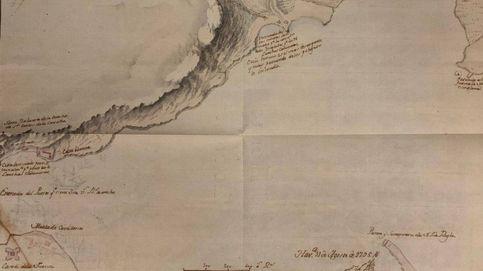 El mapa inédito de la bahía de La Habana de 1798: España, lista ante el ataque de los ingleses