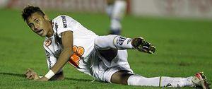 Neymar quiere despedirse del Santos recogiendo el testigo de Pelé