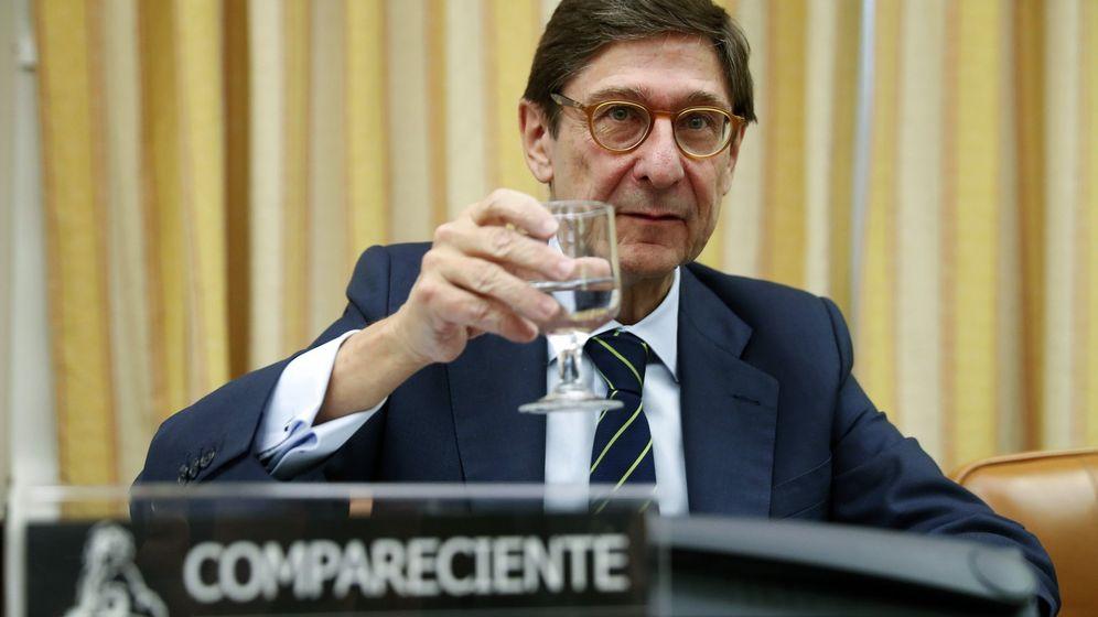 Foto: El presidente de Bankia, José Ignacio Goirigolzarri, comparece en el Congreso. (EFE)