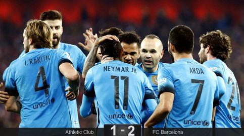 El Barcelona es mucho más que un tridente, es todo un equipo
