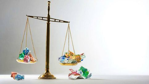 Dos gráficos que demuestran quién paga más impuestos