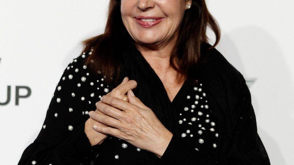 Primeras palabras de la duquesa Carmen Martínez-Bordiú: Estoy feliz y contenta