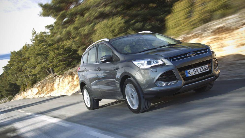 Foto: Ford Kuga fue el coche español más vendido en el mundo, pero no todos los Kuga se hicieron en España.