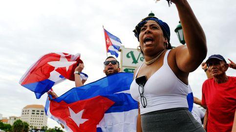 Vemos luz al final del túnel: Cuba despierta júbilo en Miami y problemas para Biden