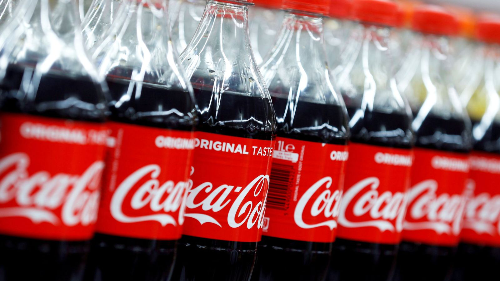 Foto: Botellas de Coca Cola. (Reuters)