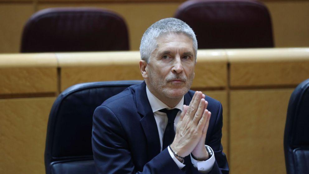 Marlaska rechaza dimitir y justifica que pidió el informe para evaluar una disfunción