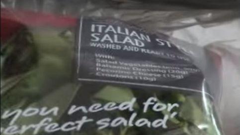 Vídeo: Una familia de Sidney encuentra una tarántula en una bolsa de ensalada