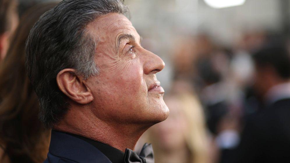 Foto: El actor Sylvester Stallone en una imagen de archivo. (Gtres)