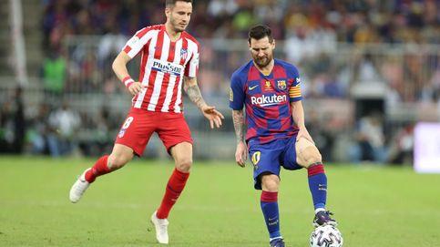 Filtran las camisetas de Barcelona y Atlético de Madrid del próximo año