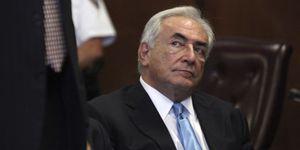 Foto: ¿Quién saca tajada del caso DSK?