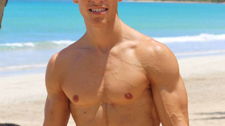 Iker, soltero de 'La isla de las tentaciones 3'. (Mediaset)