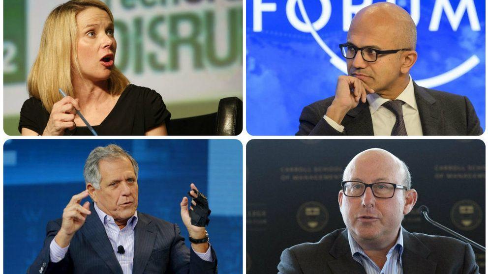 Los 10 CEO que más dinero han ganado de forma totalmente injustificada