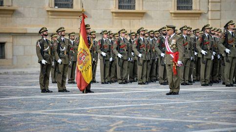 Muere un soldado de infantería cuando realizaba unas prácticas en Madrid