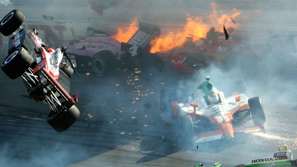 Indy Car: Muere Dan Wheldon