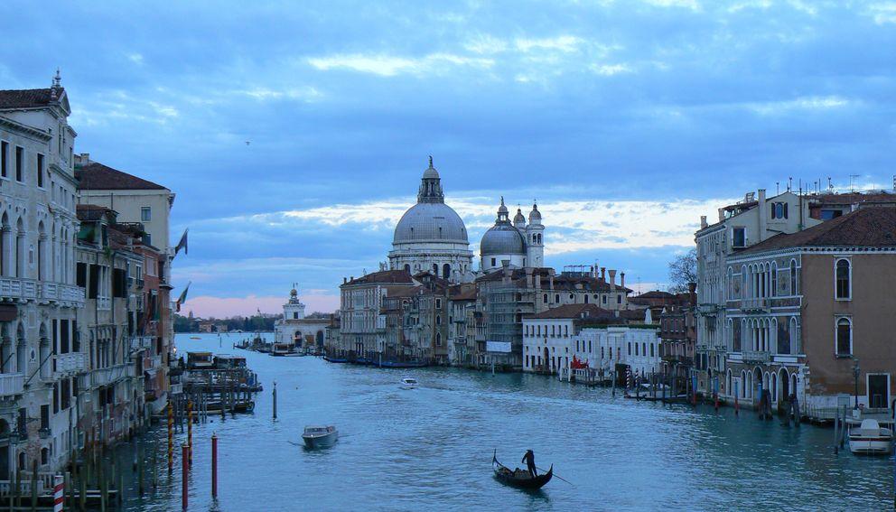 Foto: Venecia, entre máscaras y amor a su cocina