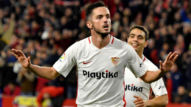 El reincidente caso de Pablo Sarabia para volar del Sevilla