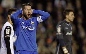 Sergio Ramos seguirá disparando a determinada prensa, la de Mourinho