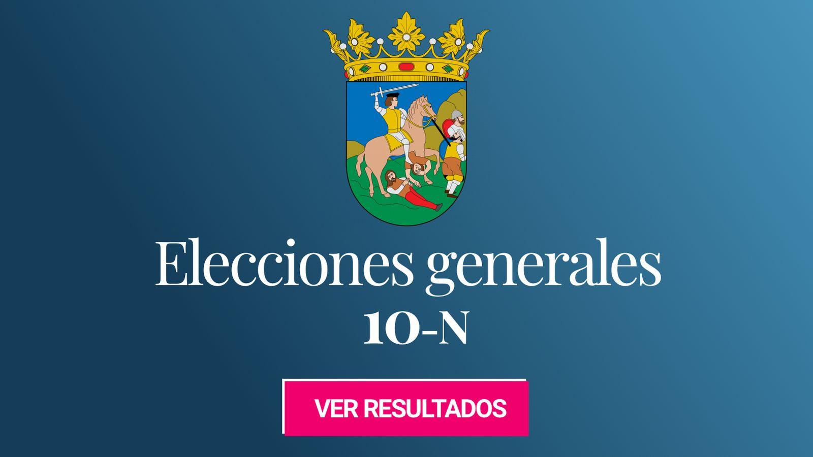 Foto: Elecciones generales 2019 en Vélez-Málaga. (C.C./EC)