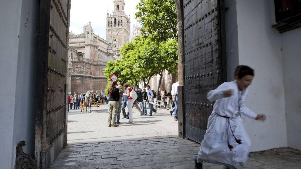 Pablo Iglesias insiste: La Giralda es de los andaluces, no de la minoría