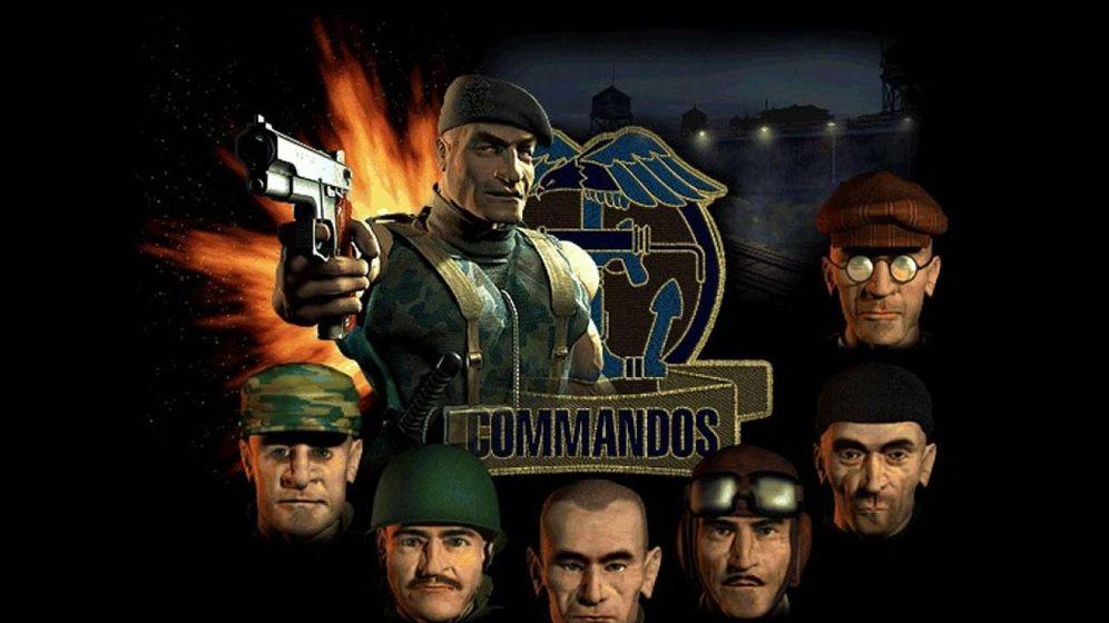 Foto: Commandos, el primer AAA hecho en España. (Pyro Studios)