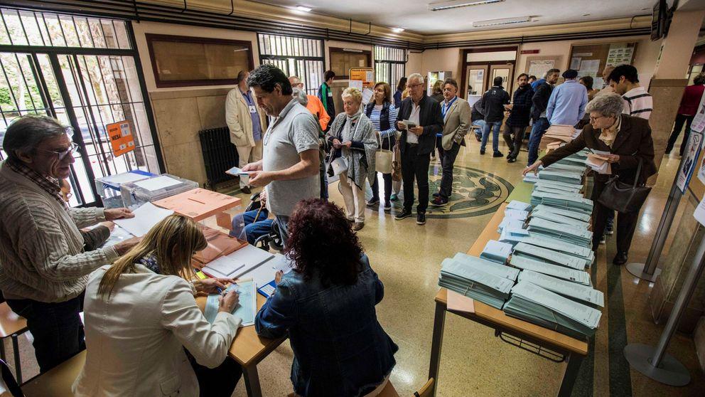 Elecciones municipales 2019, en directo: dos detenidos en la recta final de la jornada