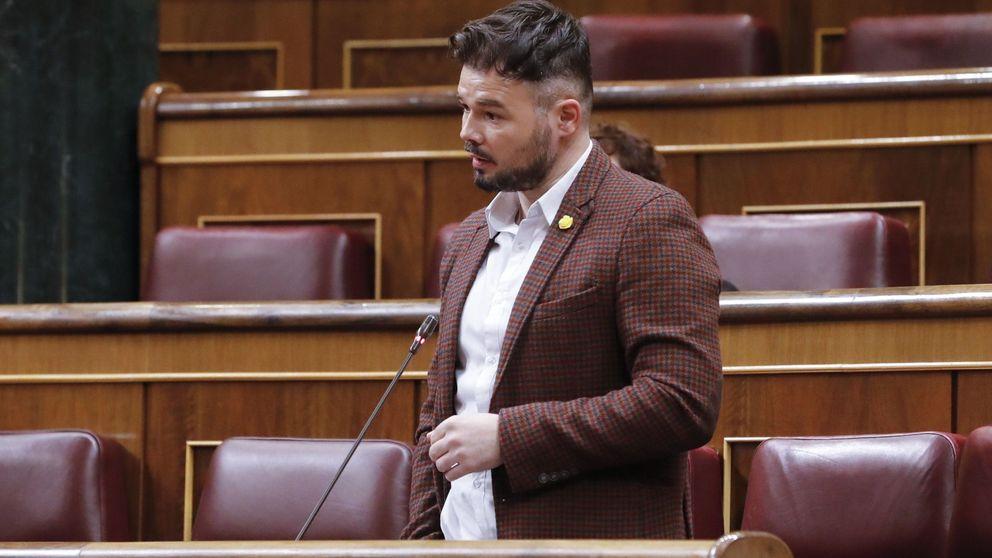 ERC espera  un gesto de Sánchez para abstenerse con el estado de alarma