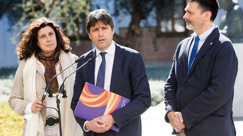 Societat Civil Catalana desembarca en Madrid y pide un 'bolo' a Marta Sánchez