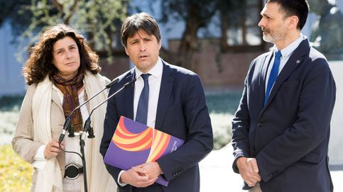 Societat Civil catalana desembarca en Madrid y pide ya un 'bolo' a Marta Sánchez