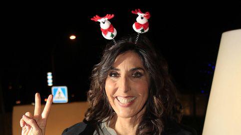 La felicitación navideña de Paz Padilla desata la polémica