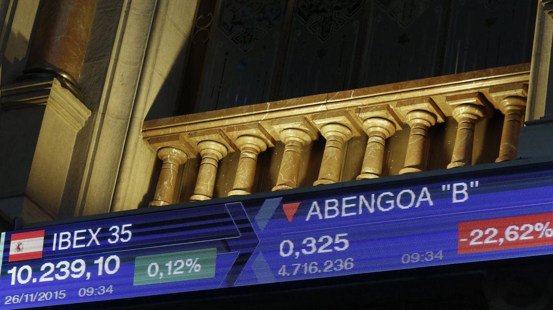 Hacienda apuesta por dejar caer Abengoa como último resto de la limpia en el Ibex