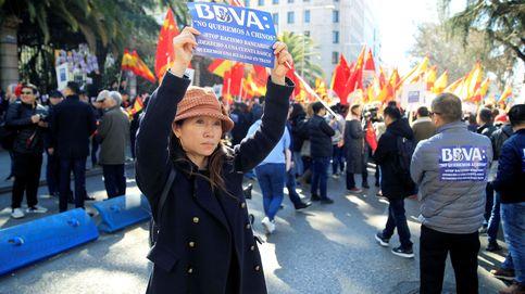 China insta a España a tomar medidas en el caso de bloqueo de cuentas del BBVA