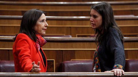 Robles pide humildad a Podemos para adaptar el 'solo sí es sí' al informe de CGPJ