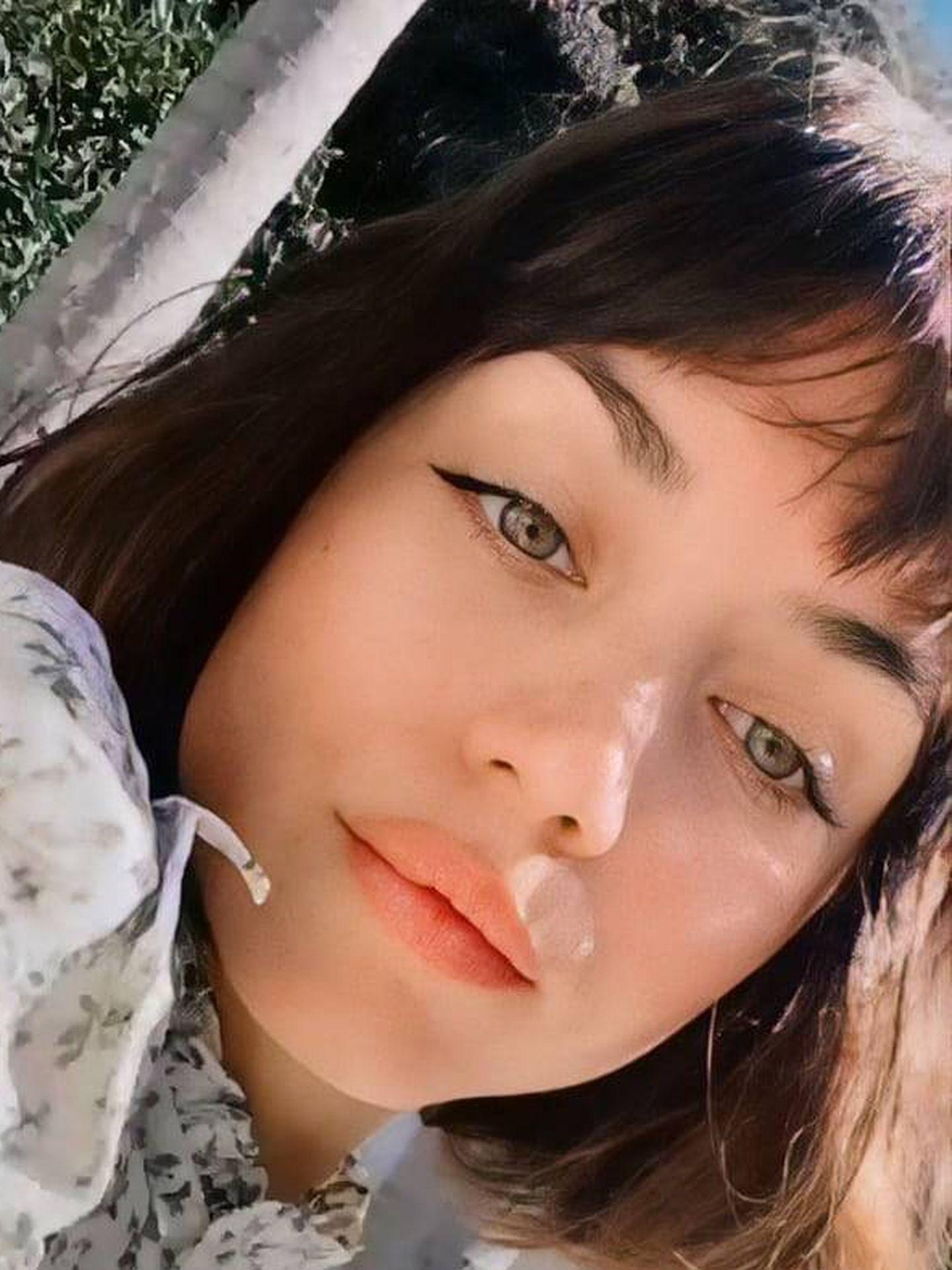 Detalle del nuevo look de Ana de Armas. (Instagram @ana_armas)