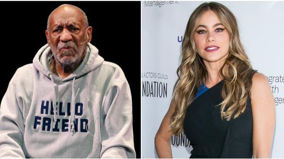 Relacionan a Sofía Vergara con el caso de abusos de Bill Cosby
