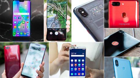 He probado 20 móviles chinos en lo que va de año y estos son los diez mejores