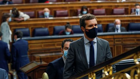 Casado exige a Sánchez defender al Rey: Calla y otorga. Es inadmisible y cobarde