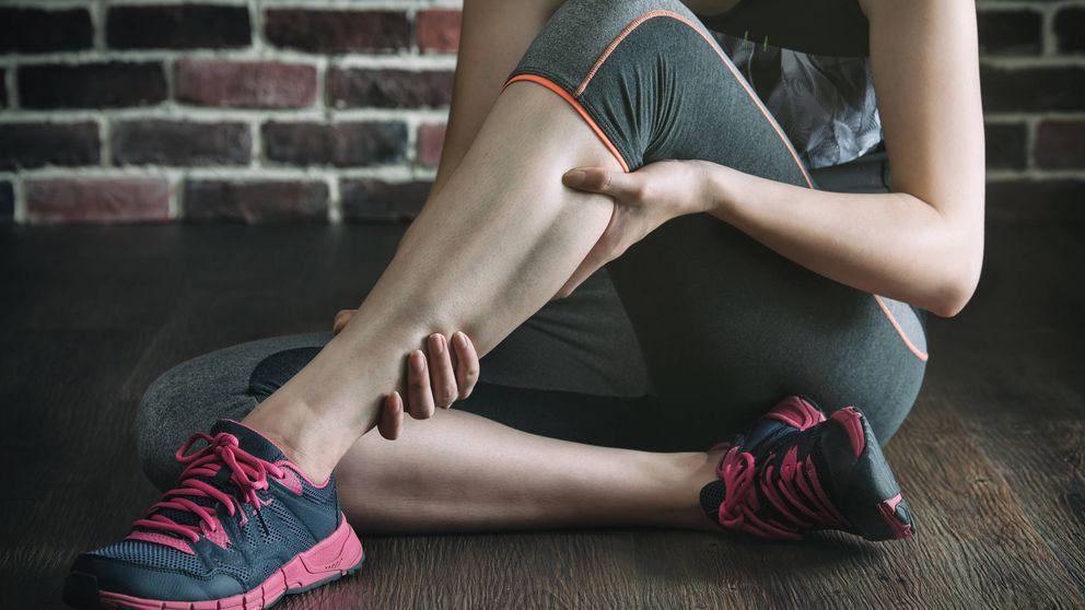 Si sufres calambres musculares, apunta la dieta que debes seguir