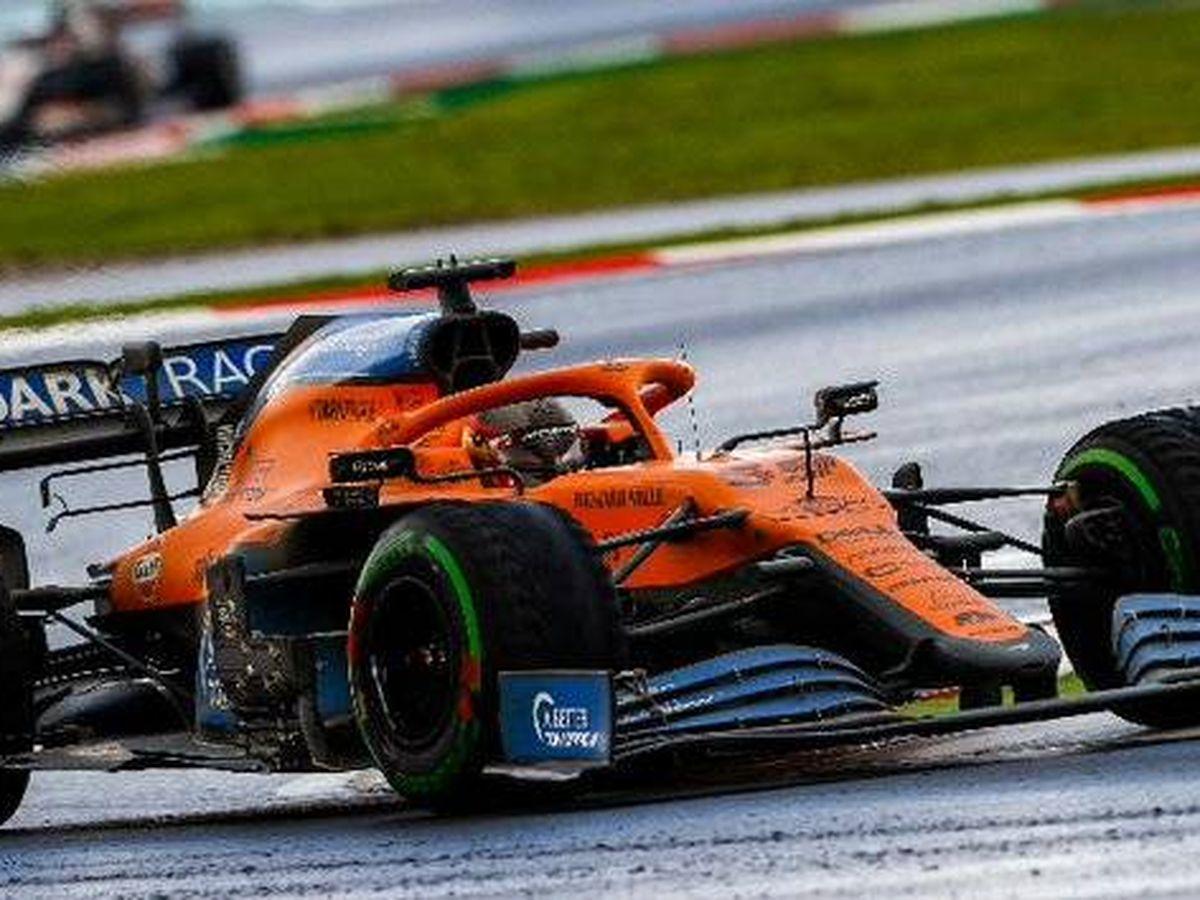 Foto: Con su remontada en el GP de Turquía, Carlos Sainz también ha superado a Lando Norris en la general. (McLaren)