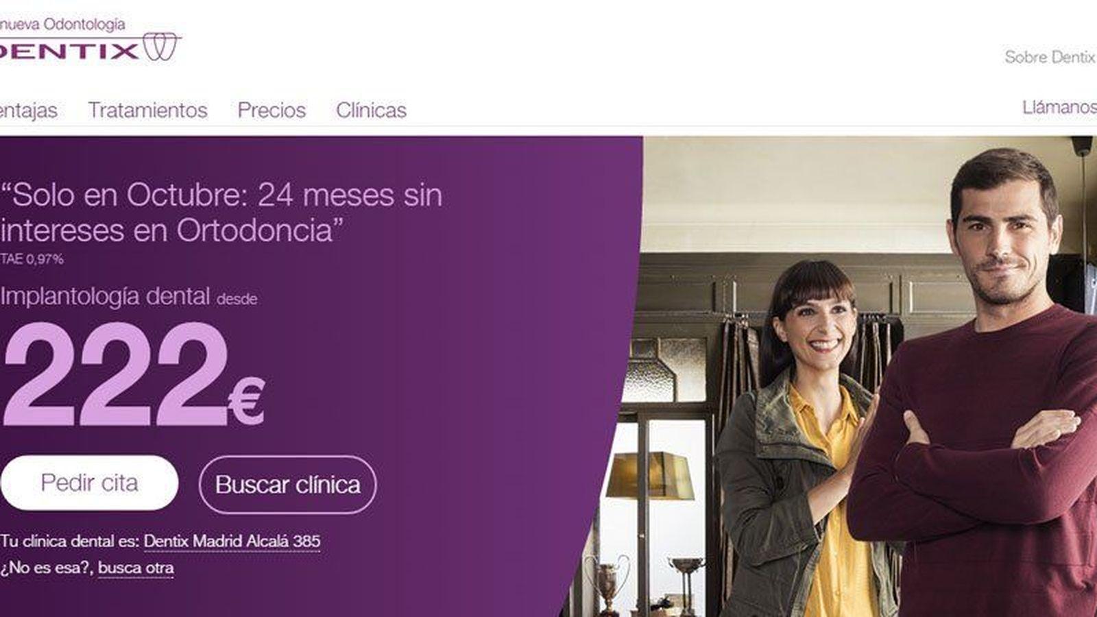 592be76bd1fd Los colegios advierten  Ojo con los implantes de 222 euros de Dentix y  Casillas