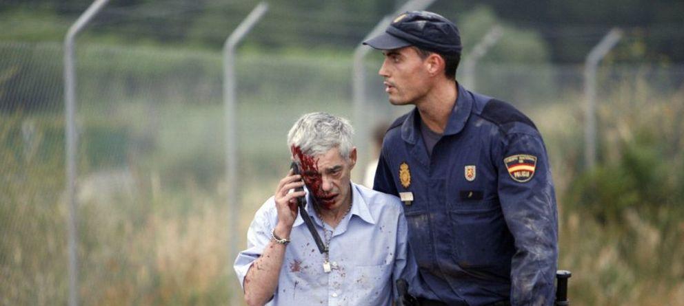 Foto: El maquinista del Alvia tras el accidente (EFE)