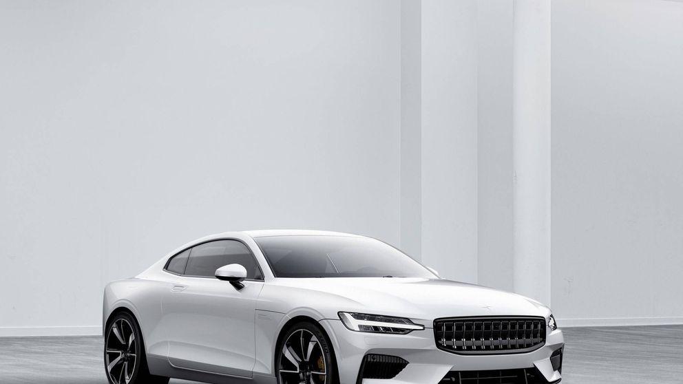 Polestar 1, el primer Volvo 100% eléctrico, a la venta en 2019