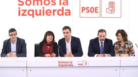 Sánchez apoya el 155 y pacta con Rajoy la reforma constitucional en seis meses