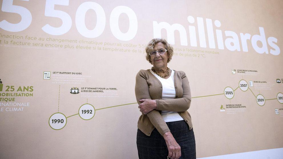 Carmena confirma que no renovará los contratos con Standard & Poor's y Fitch