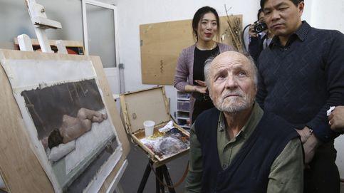 Hallan una obra de Antonio López en un punto de venta de droga en Madrid