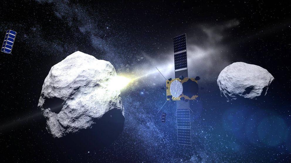Europa no saca adelante el programa para desviar asteroides con la NASA