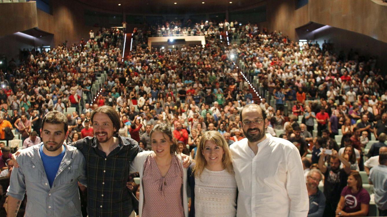 Podemos Galicia se enzarza en una seria crisis a escasos meses de las autonómicas