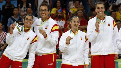 El España-EEUU, el partido de basket femenino más visto de la historia