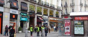 La otra milla de oro de Madrid