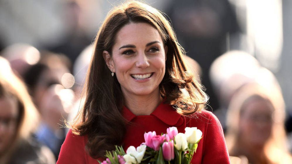 Foto:  Kate Middleton. (Getty)